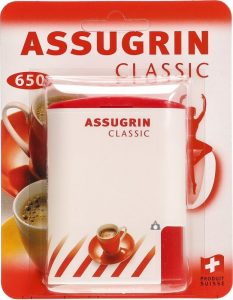 Assugrin Classic 650 Stk.